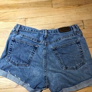 Evan Picone Shorts - Denim shorts size 8
